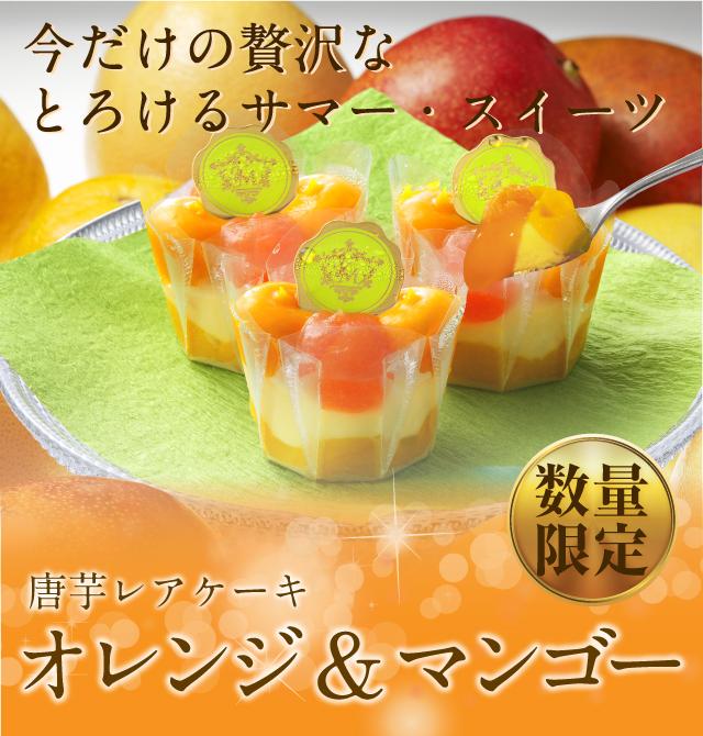 オレンジ&マンゴー5個入