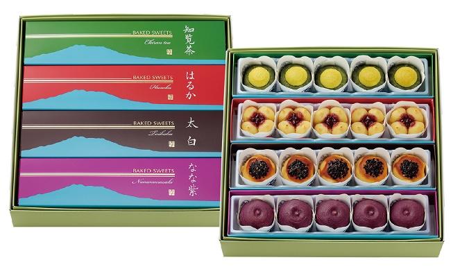 焼菓子4本セット